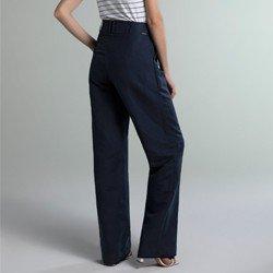 calca pantalona marinho audrey tecido