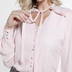 camisa leidiane look detalhe golal