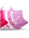 mascara tecido reutilizavel kit detalhe