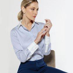 camisa mayumi detalhe modelagem