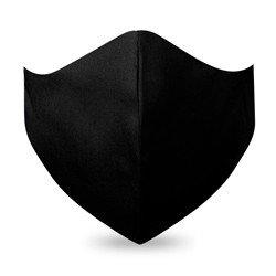 detalhe mascara preta tina